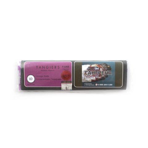 Табак для кальяна Tangiers F-Line (фиолетовый) 10 Orange Soda