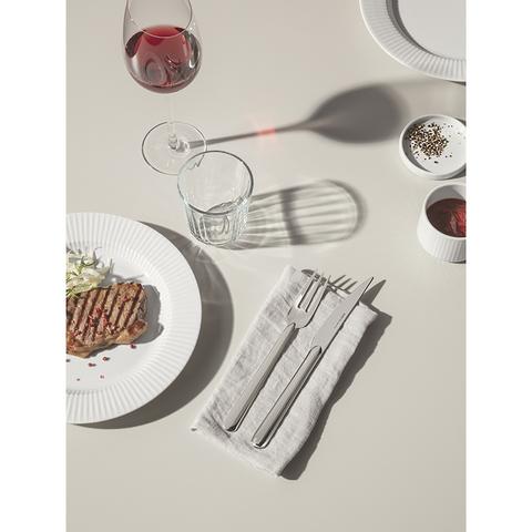 Набор для стейков из 4 вилок и 4 ножей Grill flatware Nova