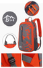 Спортивный рюкзак Feelpioner 1063 Черный 20L