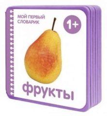Мой первый словарик. Фрукты
