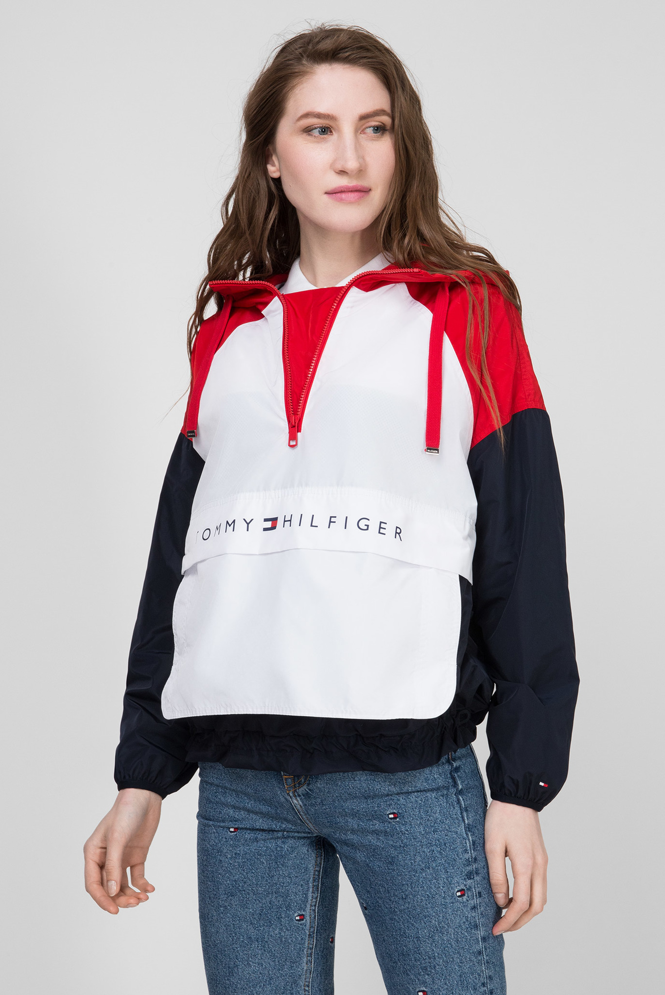 Женский анорак CORY PACKABLE POPOVER Tommy Hilfiger