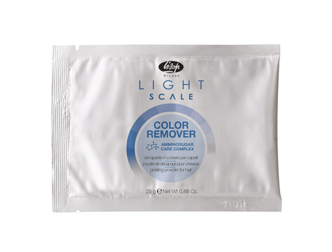 Порошок для декапирования волос -  Light Scale Color Remover 25 гр (1 пакетик)