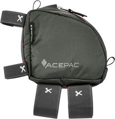 Велосумка на раму Acepac Tube Bag 0.7L grey - 2