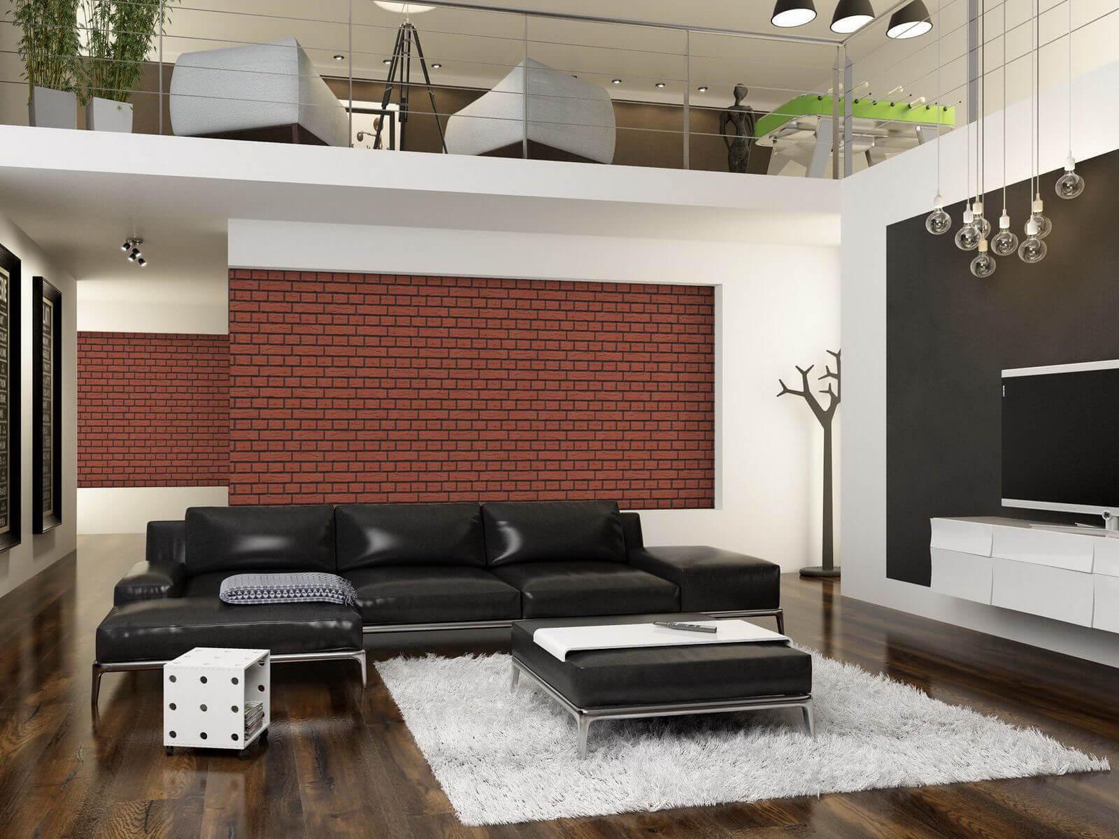 Feldhaus Klinker - R435NF9, Classic Carmesi Mana, 240x9x71 - Клинкерная плитка для фасада и внутренней отделки