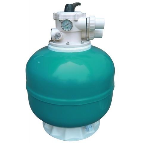 Фильтр ламинированный PoolKing LP400 6.3 м3/ч диаметр 400 мм с верхним подключением 1 1/2