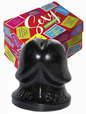 Сувенир в коробке  Биг босс
