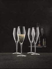 Набор из 4-х бокалов для шампанского Champagne Glass ViNova, 280 мл, фото 2
