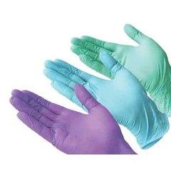Нитриловые перчатки, 1уп*100шт/50 пар