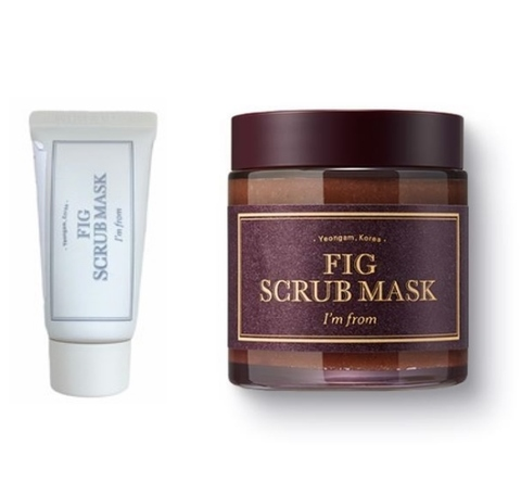 I'm From Fig Scrub Mask Очищающая маска-скраб с инжиром