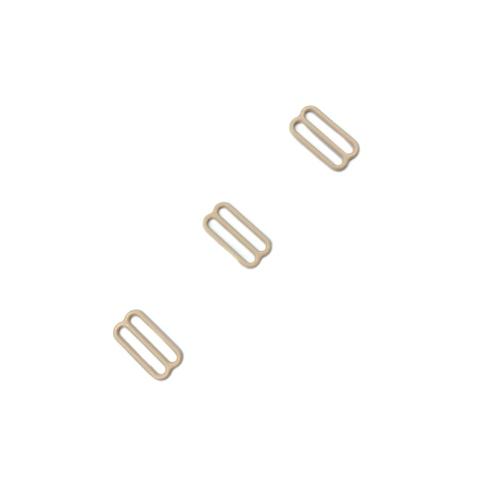 Регулятор для бретели бежевый матовый 20 мм (цв. 126)