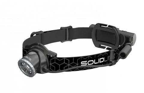Фонарь светодиодный налобный LED Lenser SH6R, 600 лм, аккумулятор, блистер