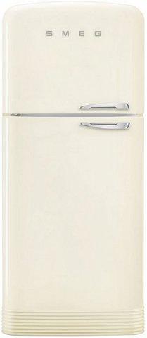 Холодильник с верхней морозильной камерой Smeg FAB50LCR5