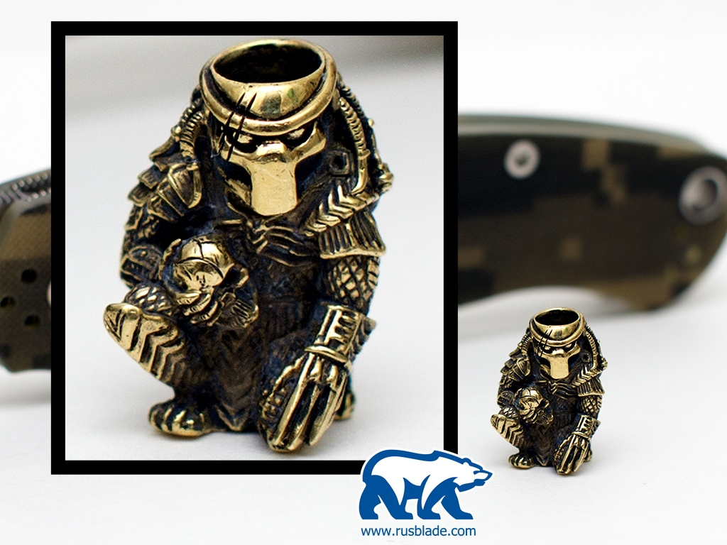 "Custom Sword Knot ""Predator"" Limited Edition"