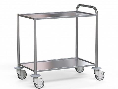 Стол для инструментов медицинский БТ-СТН-130 - фото