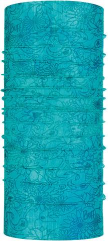 Бандана-труба летняя с защитой от насекомых Buff CoolNet Insect Shield Surya Turquoise фото 1