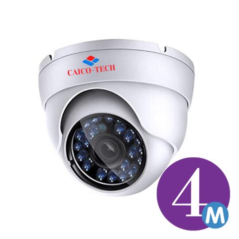 Видеокамера для помещения AHD 4MP CAICO-TECH объектив 3.6мм  Матрица 4 МП высокой четкости 1/3