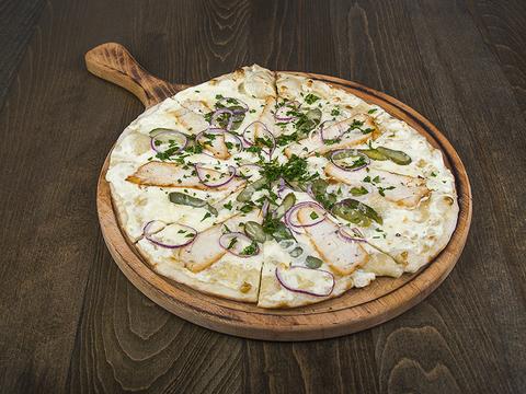 Пицца 35 см Шашлычная 480г
