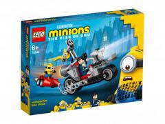 Lego konstruktor Minions Unstoppable Bike Chase