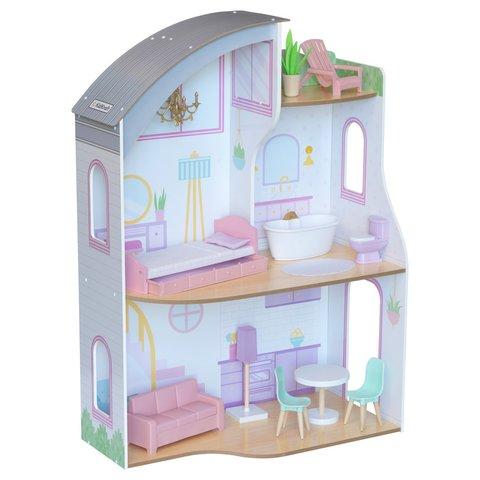 KidKraft Элизе - кукольный домик с мебелью 10237_KE