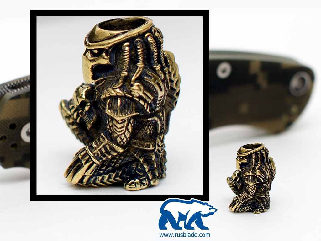 "Custom Sword Knot ""Predator"" Limited Edition - фотография"