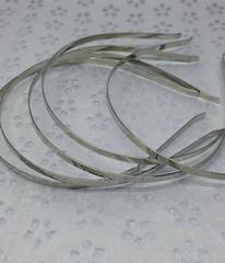 Ободок металлический, 0,5 -0,8 см.