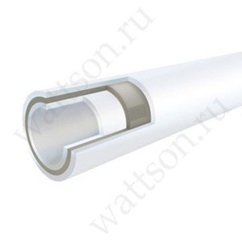 Труба PN20 FASER SDR 7.4 (W) S3.2 - 50 х 6,9 (4 м)
