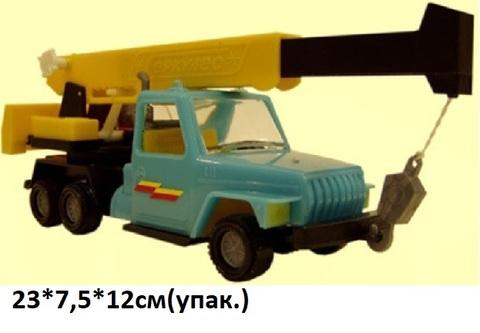 Автокран Урал (Форма) С-10-Ф