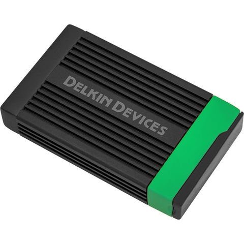 Delkin Devices USB 3.2 CFexpress Картридер