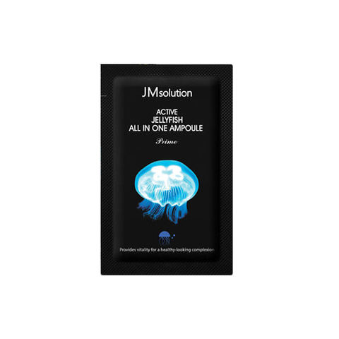 JMsolution  Active Jellyfish All In One Ampoule Prime Сыворотка 3 в 1 с экстрактом медузы