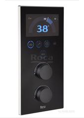SMART SHOWER Электронный термостатический смеситель, Wi-Fi, 230 В Roca 5A104AC00 фото