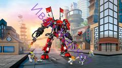 Ниндзяго 10720 Огненный робот Кая 980дет.Конструктор