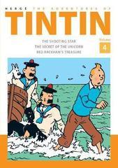 The Adventures of Tintinvolume 4