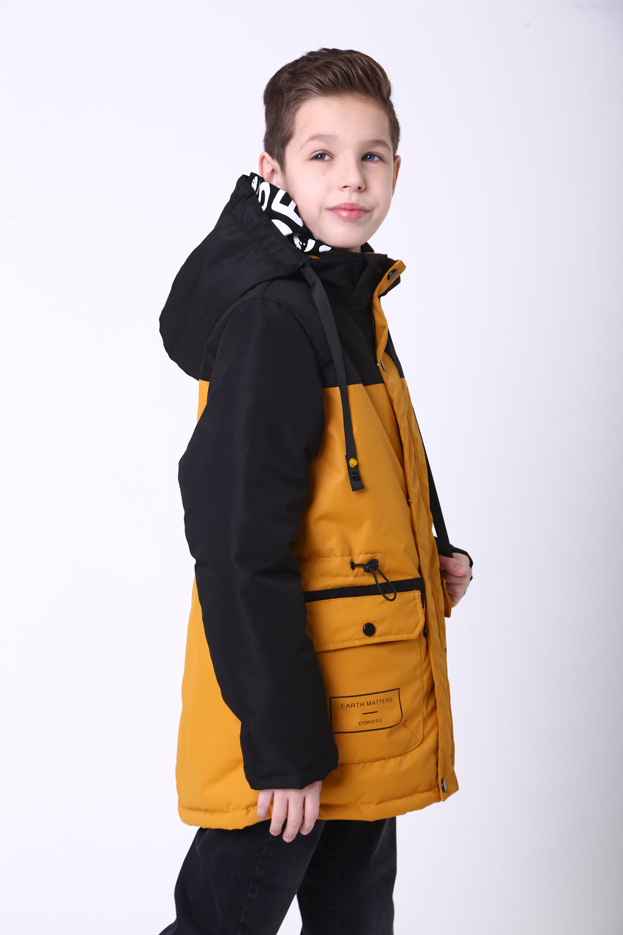Куртка для мальчика T211 Minika