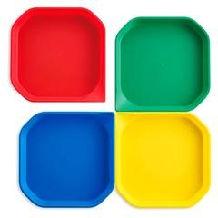 Fan2 Play Набор лотков для активных игр 4 цвета