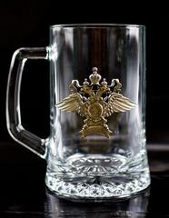 Кружка пивная подарочная «Полиция», фото 2