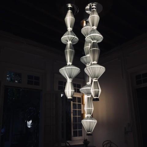 Подвесной светильник Parachilna Oiphorique