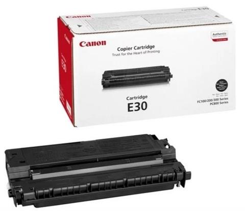 Оригинальный картридж Canon E-30 1491A003 черный