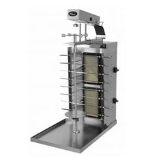 Шаверма-шашлычница (Шаурма) Ф2ШМГ(У)  Grill Master (усиленный электропривод)  газ
