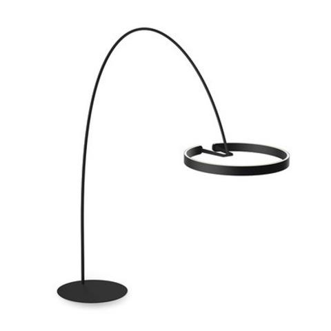Напольный светильник копия Mito by Occio (черный, H210)
