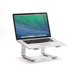 Подставка Griffin Elevator для Apple MacBook алюминий, серебряный