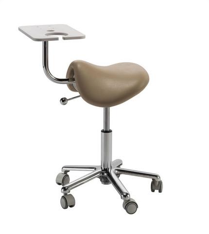 Стул для мастера со столиком для работы DEE