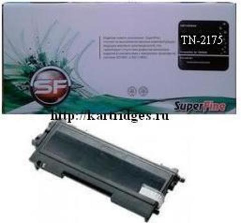 Картридж SuperFine SF-TN-2175