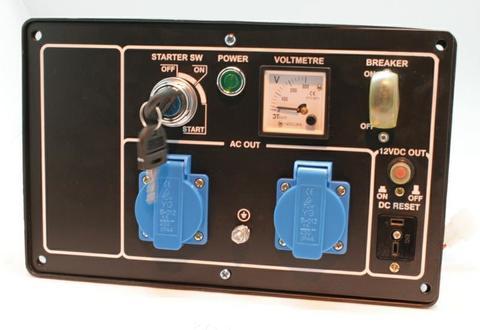 Панель контрольная DDE DG3600E  (YDA)