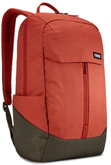Рюкзак городской Thule Lithos Backpack 20L Rooibos/Forest Night