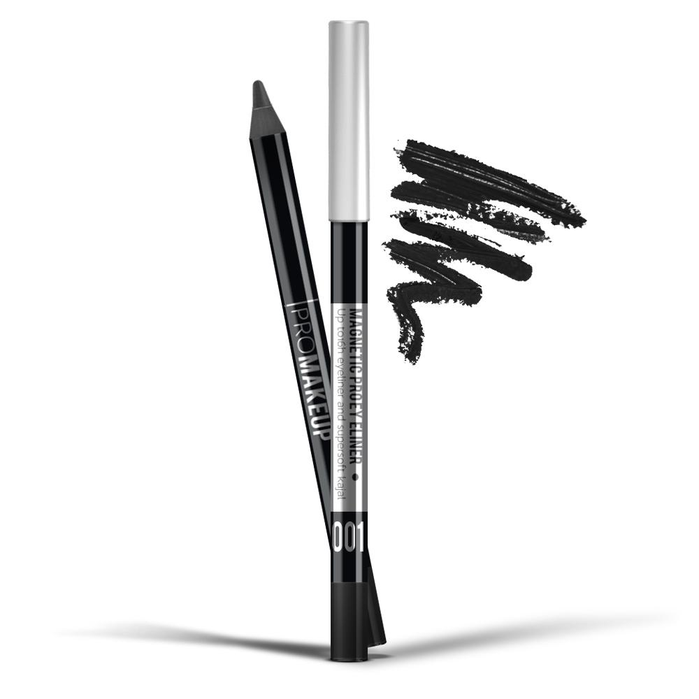 Карандаш для глаз Pro Makeup 001 Black черный