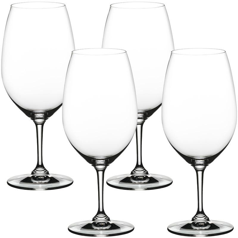 Набор бокалов для красного вина 4 шт, 610 мл, VIvino, Nachtmann