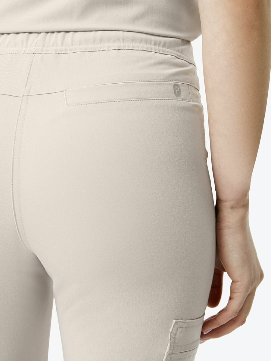Джоггеры Эллис женские удлиненные песчаный коридор WearPlus (рост 169 см - 177 см)
