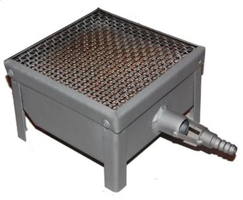Газовый инфракрасный обогреватель -1 (2,3кВт), 4021