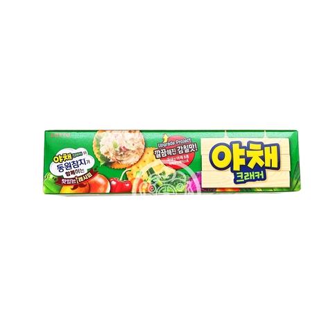 Крекер овощной Fitness 83г Lotte Корея