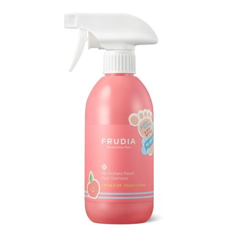Frudia Шампунь для ног с ароматом персика Frudia My Orchard Peach Foot Shampoo 390 мл